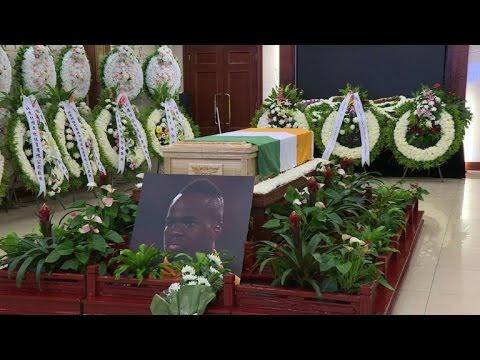 Pékin rend hommage à Cheick Tioté