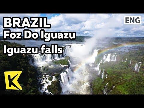 【K】Brazil Travel-Foz Do Iguazu[브라질 여행-포스두이구아수]이구아수 폭포/Unesco/Iguazu falls/National Park