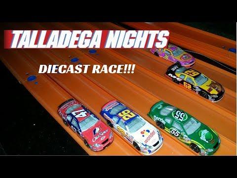 NASCAR: Talladega Nights Diecast Race
