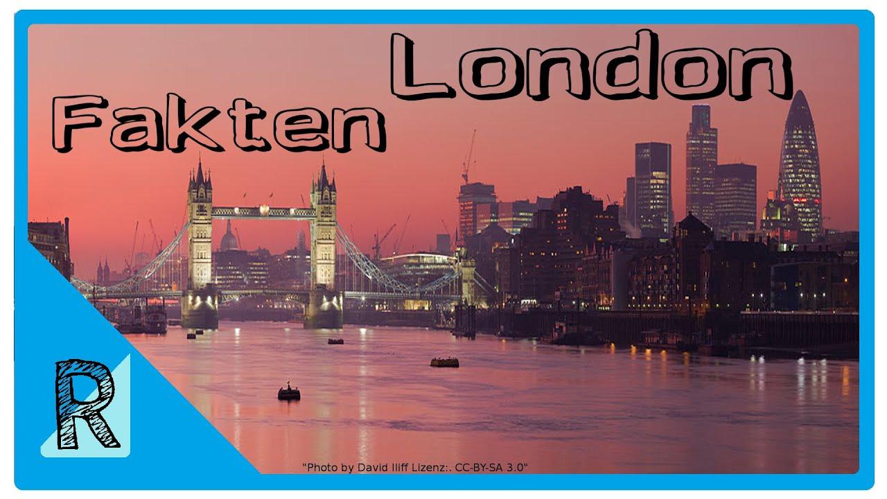 fakten über london