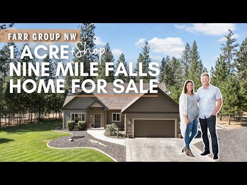 6520 Long Lake Dr | Nine Mile Falls, WA