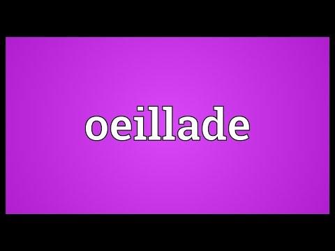 Header of oeillade