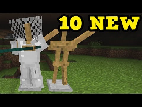 10 NEW Exclusives in Minecraft Xbox / PE 1.2