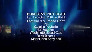 """teaser Festival """" la france dort """"  2018"""