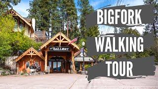 Montana Living - Bigfork Walking Tour + Creston Driving Tour