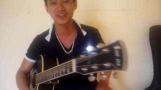 Hướng dẫn Guitar mãi mãi một tình yêu -  vechaitiensinh