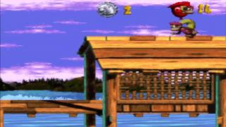 Lets Play - Donkey Kong Country 3: Dixie Kong's Double Trouble (Deutsch) [Teil 1]