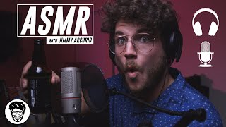 ASMR | Beer Drinking with Jimmy Arcurio