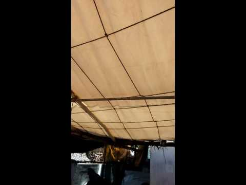 Cheapest roof cover