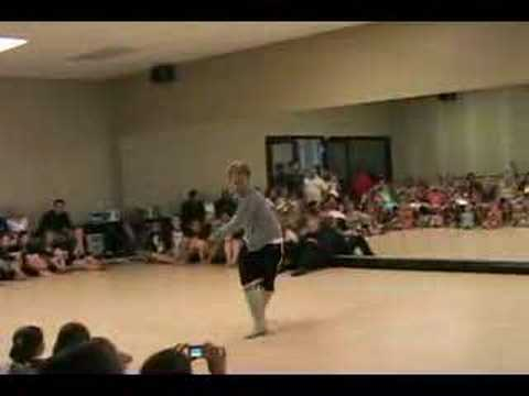 Benji Schwimmer Dances at Ladera Ranch Dance Academy