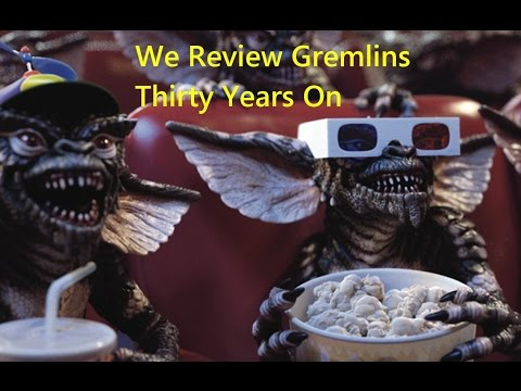 Gremlins (1984 Joe Dante) A.O.W Review
