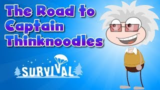 "Poptropica: Road to ""Captain Thinknoodles"" - Survival Crash Landing"