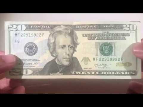 BOOM!!  I Think I Found A Rare & Valuable $20 Bill...Or Did I??