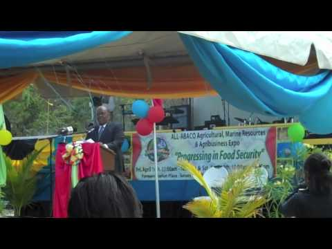 Food Security & Species Conservation in the Bahamas