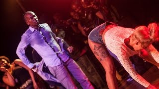 Lil Rick LIVE in Soca Frenzy, London - Girls Gone Wild!