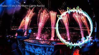 Скачать Faded Tiesto S Northern Lights Remix