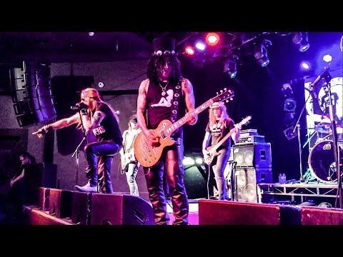 Appetite For Destruction Rocket Queen Guns N Roses Tribute 2017