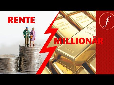 Gesetzliche Rente oder Millionär