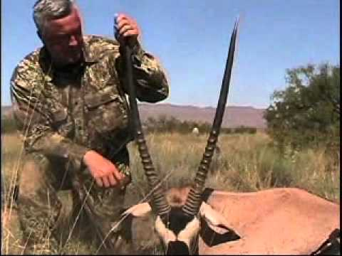 New Mexico Trophy Oryx-Bison Hunting