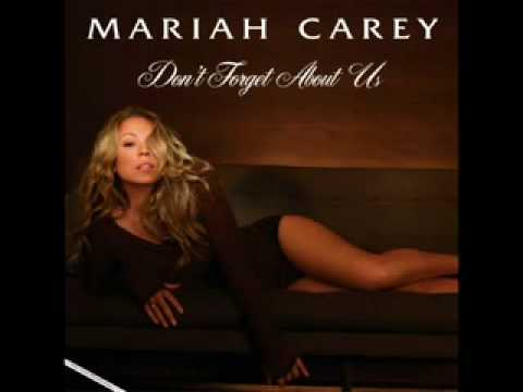 Don't Forget About Us REMIX by Mariah Carey Feat. Juelz Santana & Bone Thugs