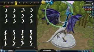 Spore Tutorial: Dragon