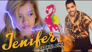 Baixar O NOME DELA É JENIFER- Gabriel Diniz (Vídeo Clip Versão Miss Amanda)