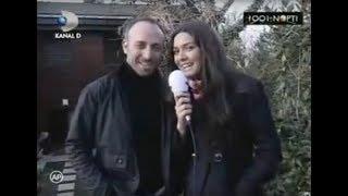 "Halit Ergenc & Berguzar Korel-entrevista""1001 noches""[Esp](5)"