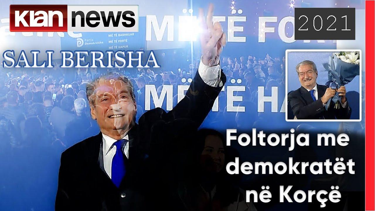 Download Sali Berisha - Foltorja me demokratët në  Korcë!