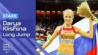 World's Sexiest Athlete? - Russia's Darya Klishina
