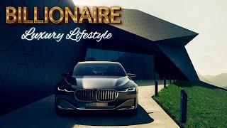 Billionaire luxury lifestyle | visualization | Motivation | THINK BIG - WORK SMART #33