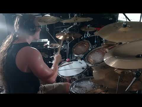Damageplan - Save Me Drum Cover (FrankTheSmithTV)