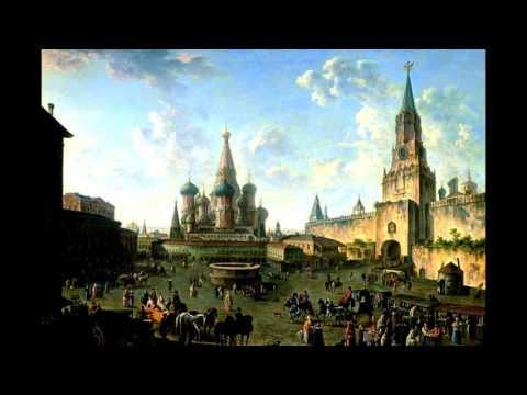 """Charles Tournemire(Bordeaux 1870-Arcachon 1939):Symphony Nº3,Op.43""""Moscow""""(1913)."""