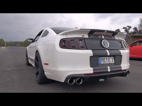 Ford Mustang Википедия