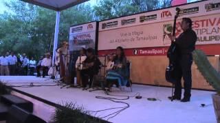 Inauguró ETC en Bustamante el Festival del Altiplano Tamaulipeco 2014