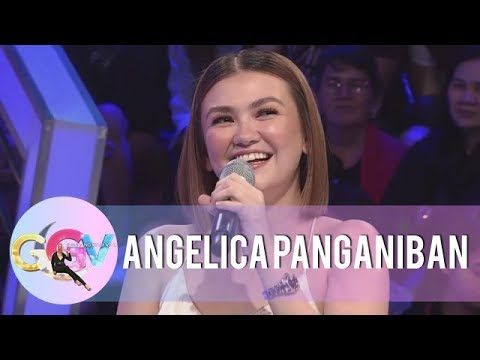 What is the real meaning of Angelica's cryptic posts on social media | GGV
