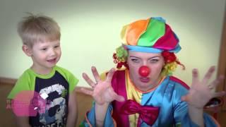 Клоуны на детский праздник в Солнечногорске(, 2015-01-21T13:17:36.000Z)