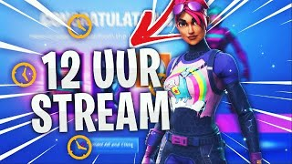 12HRS STREAM!! Play with viewers + lots of giveaways and more!! Fortnite NL/BE