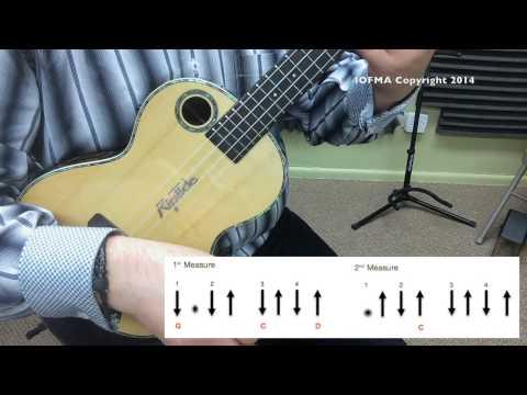 La Bamba Strum Pattern - Ukulele Tutorial Video