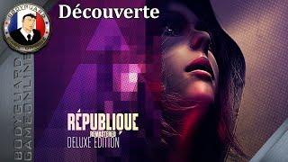 République Remastered 2015 - (Vidéo Découverte) [Fr] Pc Ultra 1080p