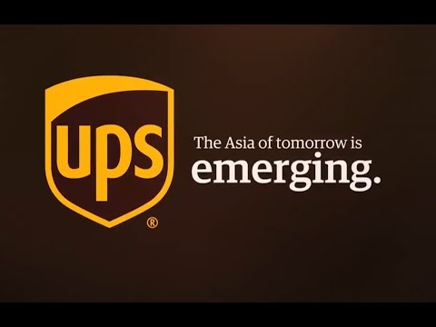 UPS International Partnership - APAC / Asia Pacific