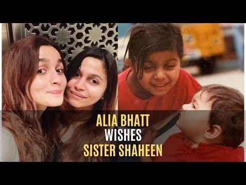 Alia Bhatt Shares Childhood Pictures with Shaheen Wishing her Happy Birthday | SpotboyE Mp3