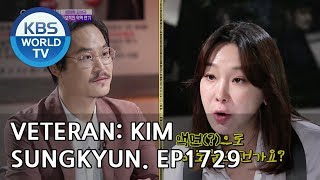 Veteran: Gripping Interview with Kim Sungkyun [Entertainment Weekly/2018.09.17]