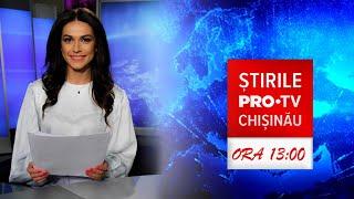Stirile Pro TV 23 Martie (ORA 13:00)