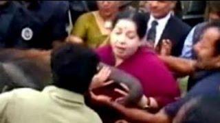 When Jayalalithaa got a 'jumbo' push