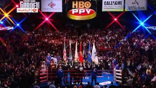 Joe Calzaghe vs. Roy Jones Jr. | Part 1