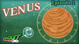 Angry Birds - Rocket Science Show | Venus Ep2