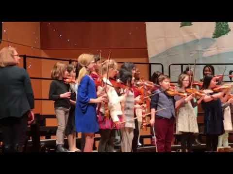 Campus international school concert, Cleveland,Ohio 2017