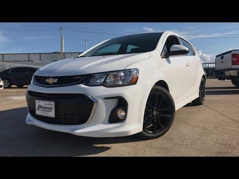 2018 Chevrolet Sonic Hatchback Premier (1.4L Turbo) - Review