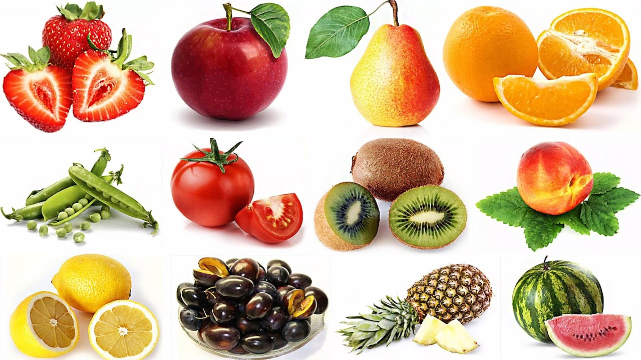 It's just a picture of Légend Printable Fruit and Vegetables