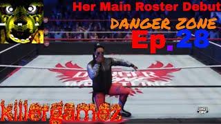 Bianca Belair Has ARRIVED!!! WWE 2K19 UNIVERSE MODE Ep.28